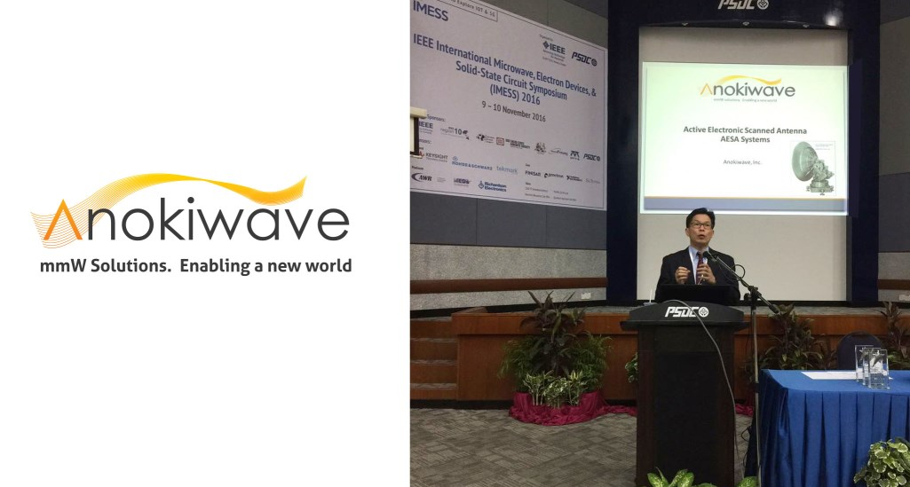 Anokiwave at IMESS - Penang