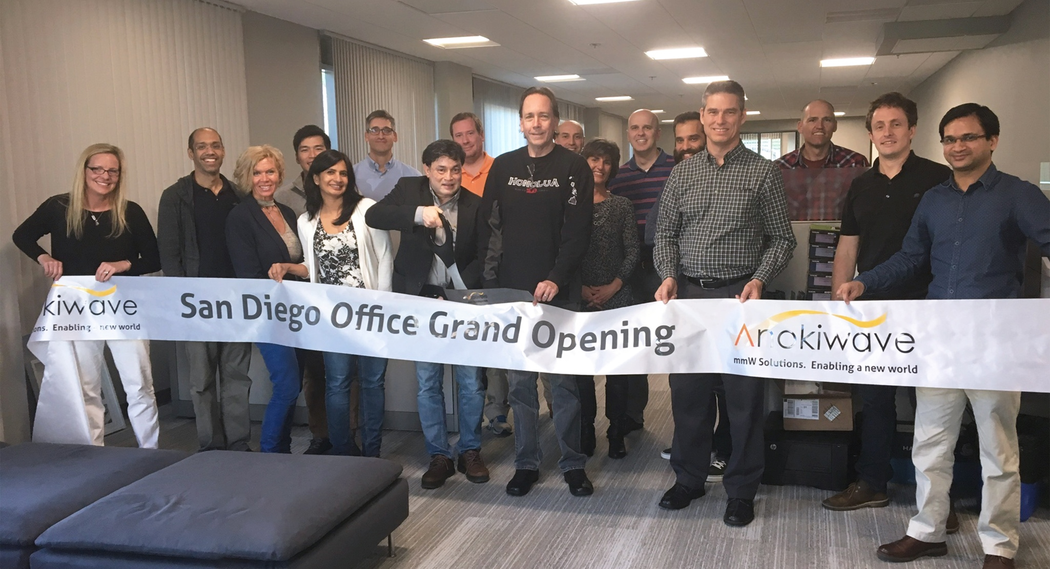 Grand Opening of San Diego Office
