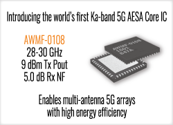 World's First 5G Transceiver