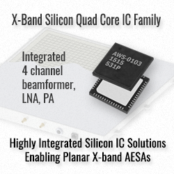 X-Band Core IC Family